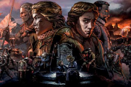 نقد و بررسی Thronebreaker: The Witcher Tales ؛ بازگشت یک افسانه