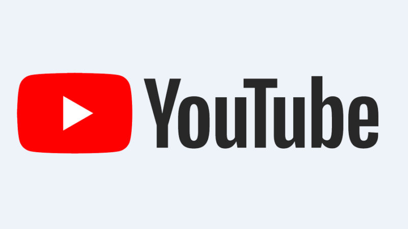 youtube logo 800x450 - یوتیوب با آپلود محتوای «تکراری» برخورد می کند