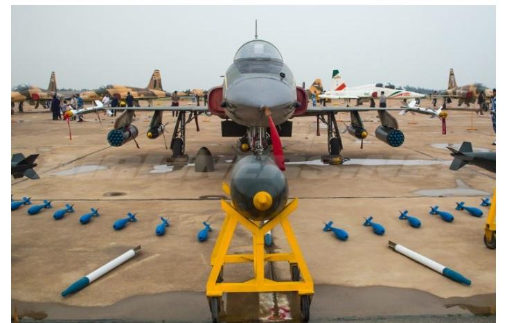 جنگنده ایرانی کوثر