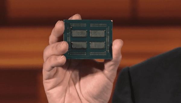 چیپلت/ چیپ سروری AMD