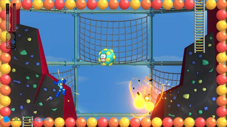 بررسی بازی Mega Man 11