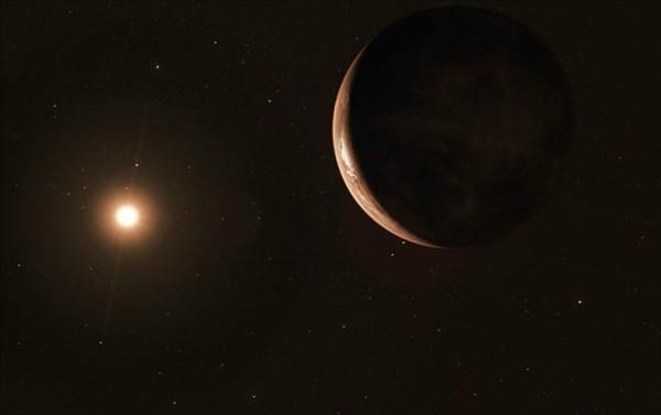 شناسایی یک اَبرَ زمین در فاصله ۶ سال نوری