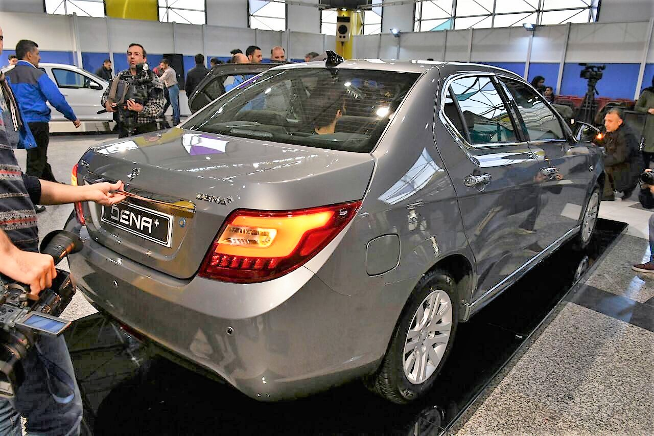 دفاع ایران خودرو از قیمت 252 میلیون تومانی دنا پلاس توربو اتوماتیک + مشخصات فنی و آپشن