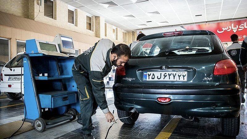 صدور جریمه غیر ارشادی از فردا؛ اخذ برگه معاینه فنی برای کدام مدل خودروها الزامی است؟