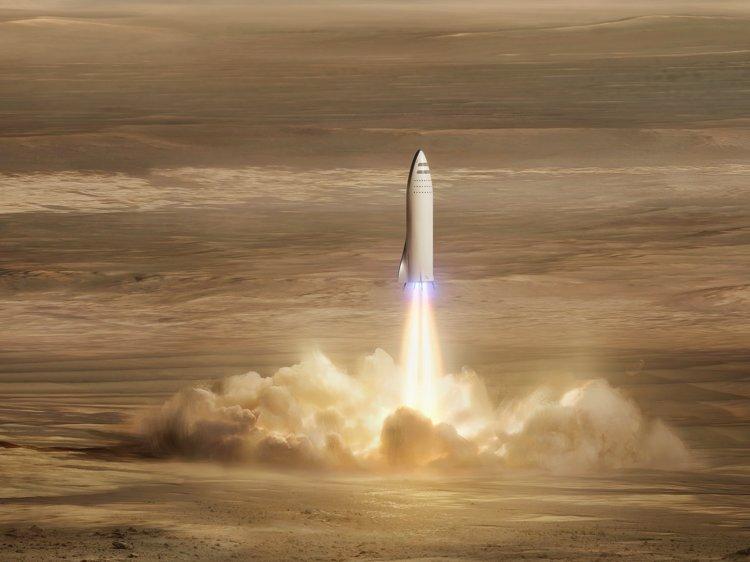 راکت فالکون 9