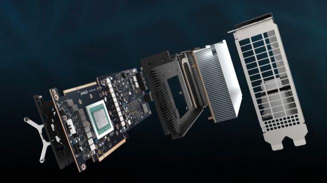 کارت گرافیک جدید AMD