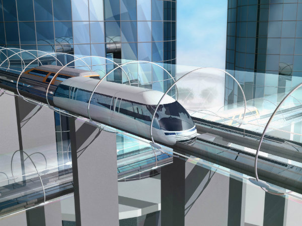 A Chinese government-owned aerospace company signed a deal with Geely to work on supersonic trains