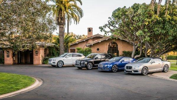 Bentley models بنتلی از سال 2030 به یک خودروساز تمام الکتریکی تبدیل میشود اخبار IT