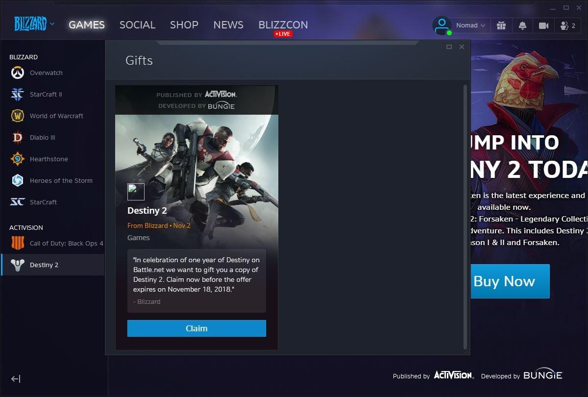 دانلود بازی Destiny 2