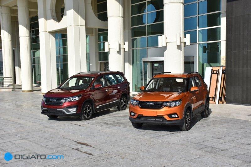 بیسو T3 و بیسو T5 در آستانه عرضه به بازار؛ کراس اوورهای چینی مونتاژی سیف خودرو