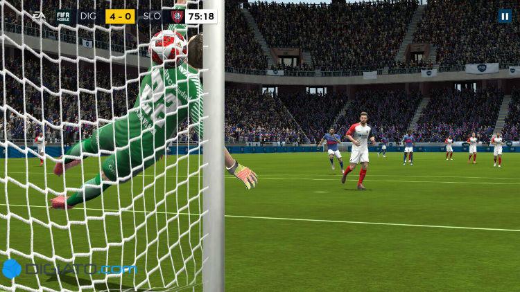 بازی فیفا موبایل 19