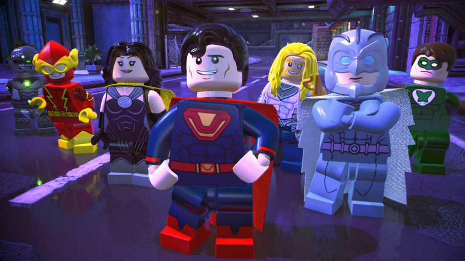 بررسی بازی Lego DC Super Villains