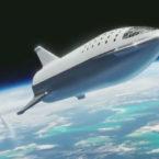اسپیس اکس نام راکت BFR خود را به استارشیپ تغییر داد