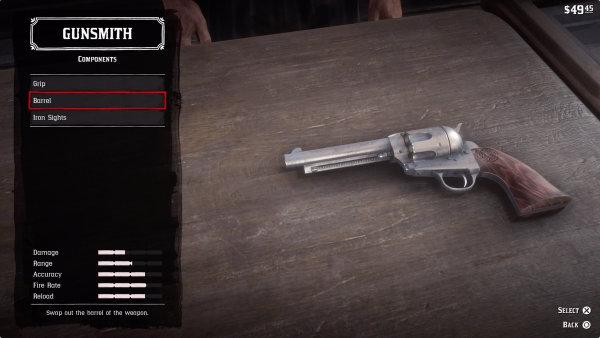 Screen Shot 2018 10 25 at 11.08.42 AM w600 - راهنمای پیدا کردن بهترین سلاحها و تجهیزات در Red Dead Redemption 2