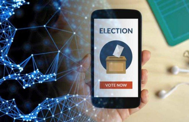 شرکت در انتخابات آمریکا با استفاده از اپلیکیشن مبتنی بر بلاکچین