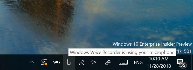 ویندوز 10 نسخهی 18290