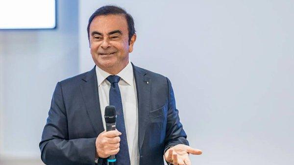 افت شدید سهام رنو نیسان در پی دستگیری کارلوس گون