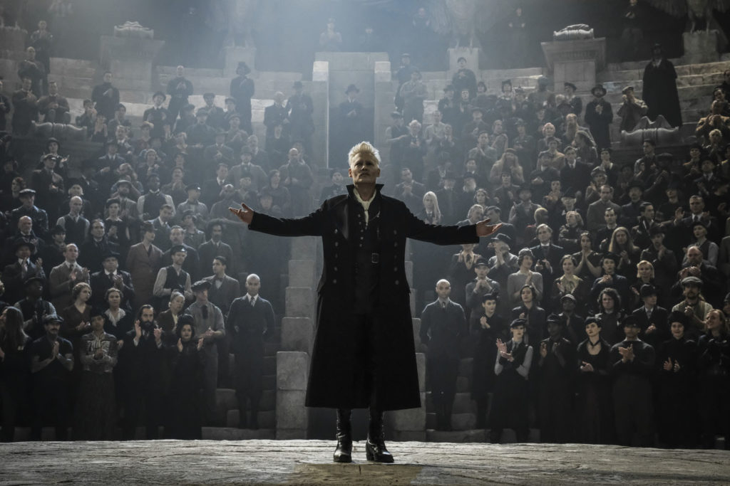 بررسی فیلم Fantastic Beasts: The Crimes of Grindelwald