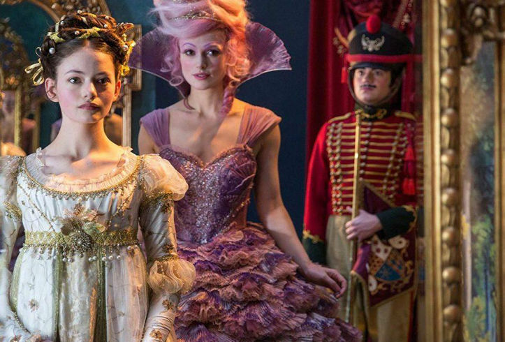 بررسی فیلم The Nutcracker and the Four Realms