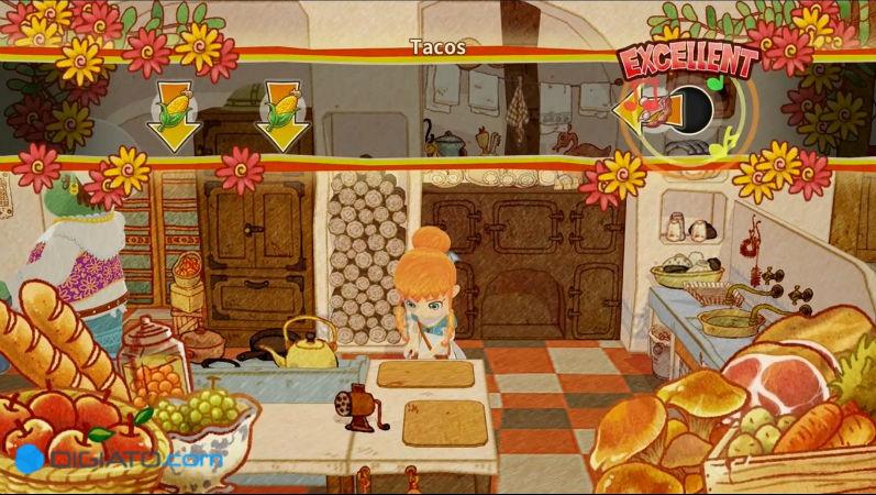بررسی بازی Little Dragon Cafe