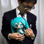 مردی ژاپنی با یک هولوگرام مجازی ازدواج کرد
