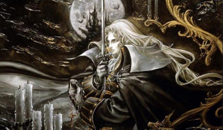 بررسی انیمه Castlevania