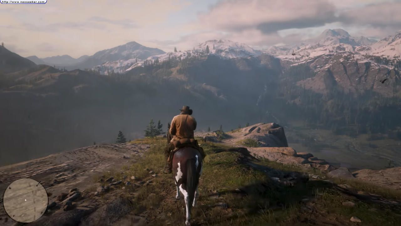 red dead redemption 2 image qjnjD - لطفا Red Dead Redemption را زود تمام نکنید