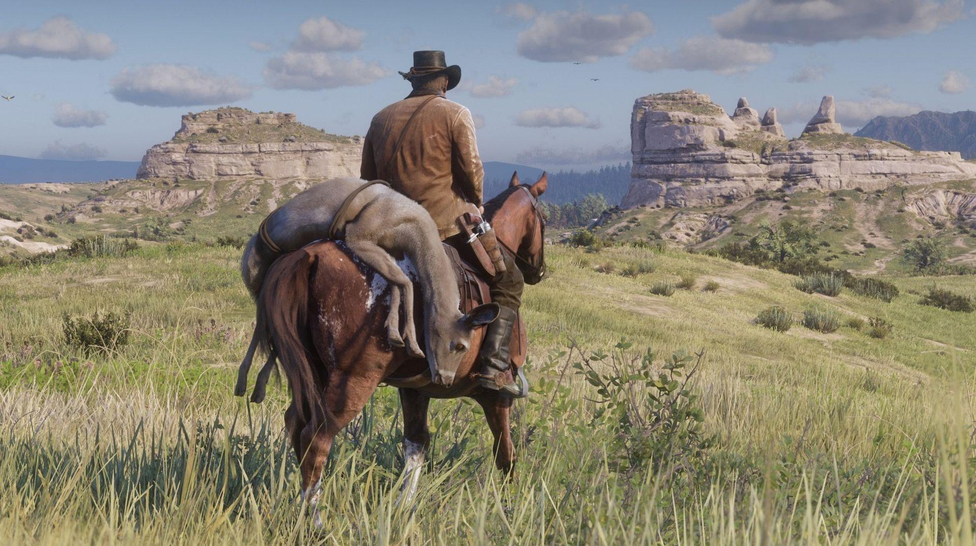 هر آن چیزی که باید در مورد اسبها در Red Dead Redemption 2 بدانید