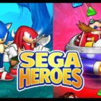 معرفی بازی Sega Heroes؛ دورهمی دوستداشتنیها به صرف آبنبات