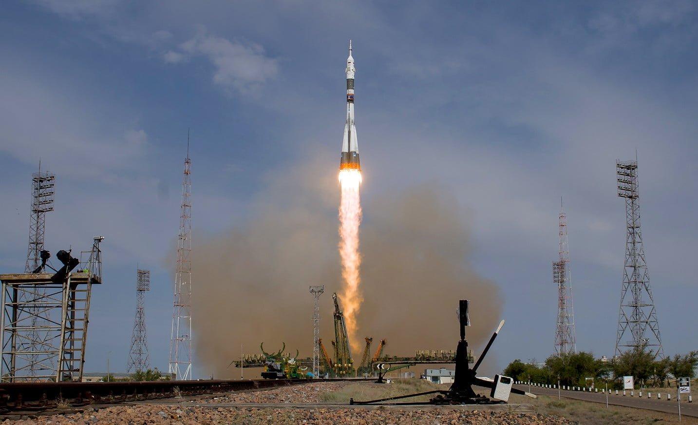 soyuz launch june 2018 رییس سازمان فضایی روسیه: پروژه آرتمیس بیش از حد آمریکایی محور است اخبار IT