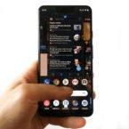 گوگل افزایش طول عمر باتری گوشی هنگام استفاده از حالت تاریک را تأیید کرد