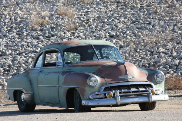 1952 Chevy Styleline Coupe