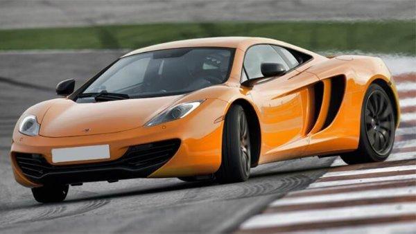 2011 McLaren MP4-12