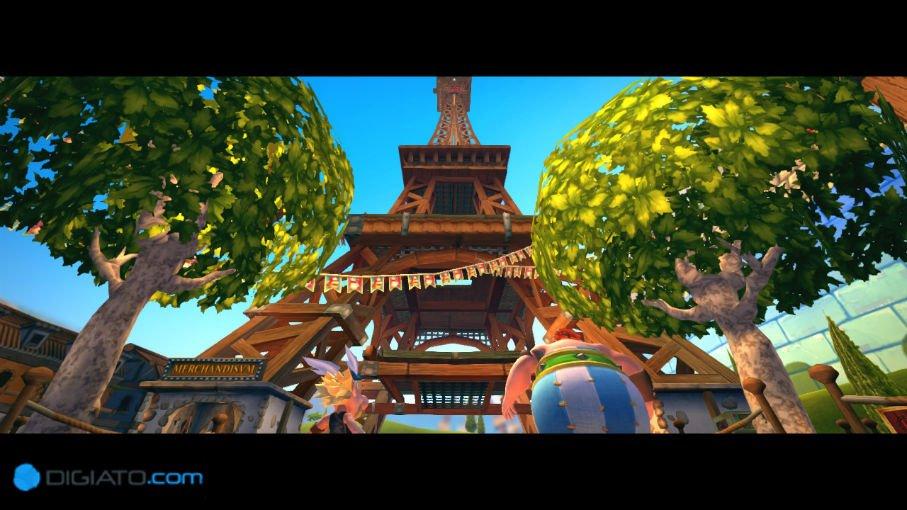بررسی بازی Asterix And Obelix XXL 2