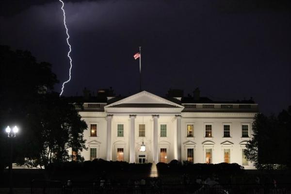 آزمایش فناوری شناسایی چهره برای حفاظت از کاخ سفید
