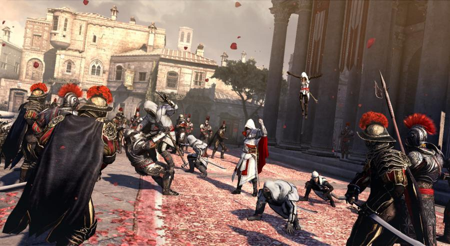بازی Assassin's Creed Adder