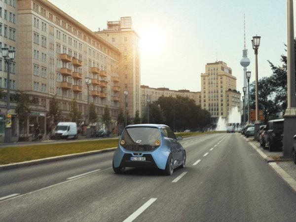 تولید مدل ارزان خودروی برقی