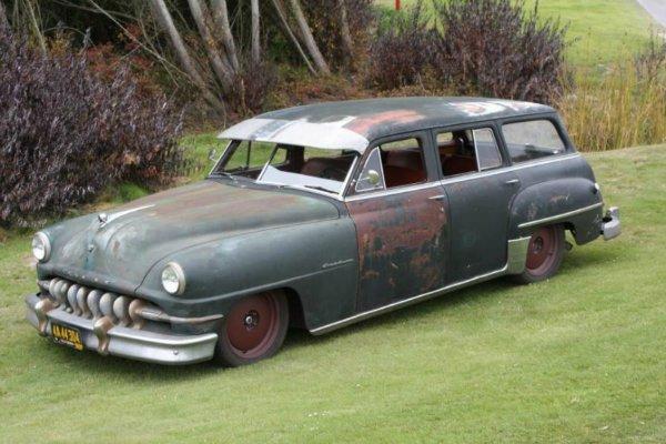51 Chrysler wagon