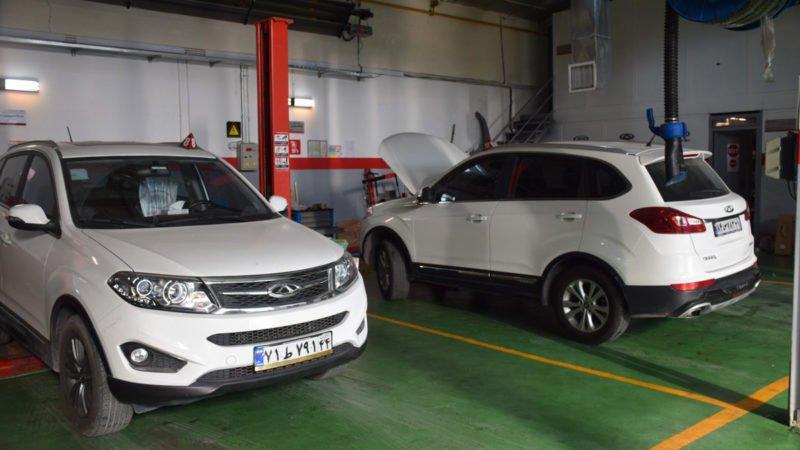 استفاده از قطعات یدکی اصلی ام وی ام و چری؛ تضمینی برای ایمنی مشتریان مدیران خودرو