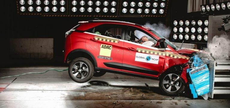 کسب 5 ستاره ایمنی توسط تاتا نکسون؛ تکنولوژی روز صنعت خودرو در اختیار هندی ها
