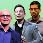 فهرست برترین مدیران عرصه تکنولوژی در سال ۲۰۱۸ به انتخاب کارکنان