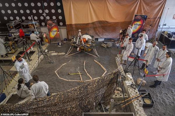 شبیه سازی مریخ