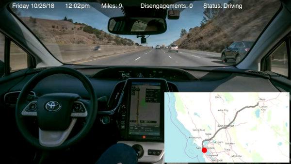 Autonomous Toyota Prius (4)
