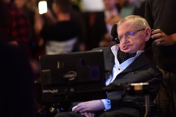 استیون هاوکینگ / ALS
