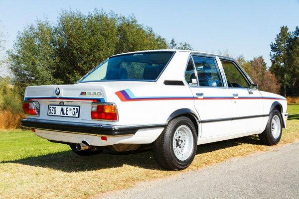 BMW 530 MLE 2