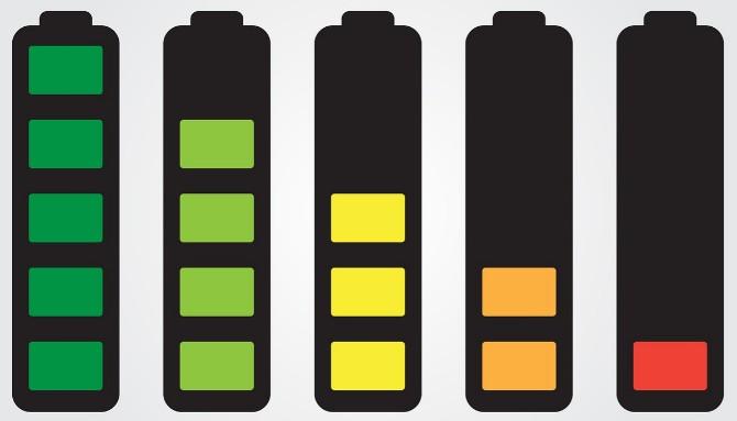 کالیبره کردن باتری
