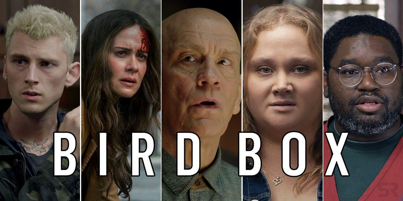 بررسی فیلم bird box
