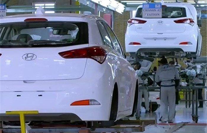 توقف تولید هیوندای i۲۰، لیفان ۸۲۰، لیفان X۶۰، لیفان X۵۰ و MG۳۶۰ در کشور