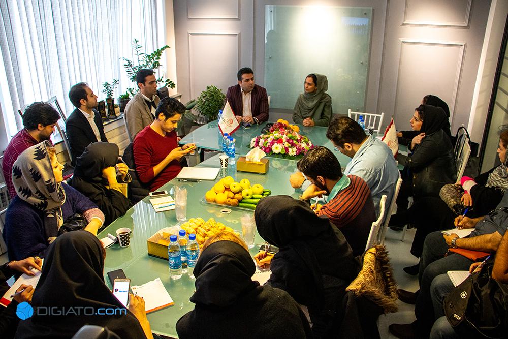 بازار تجارت الکترونیکی در ایران