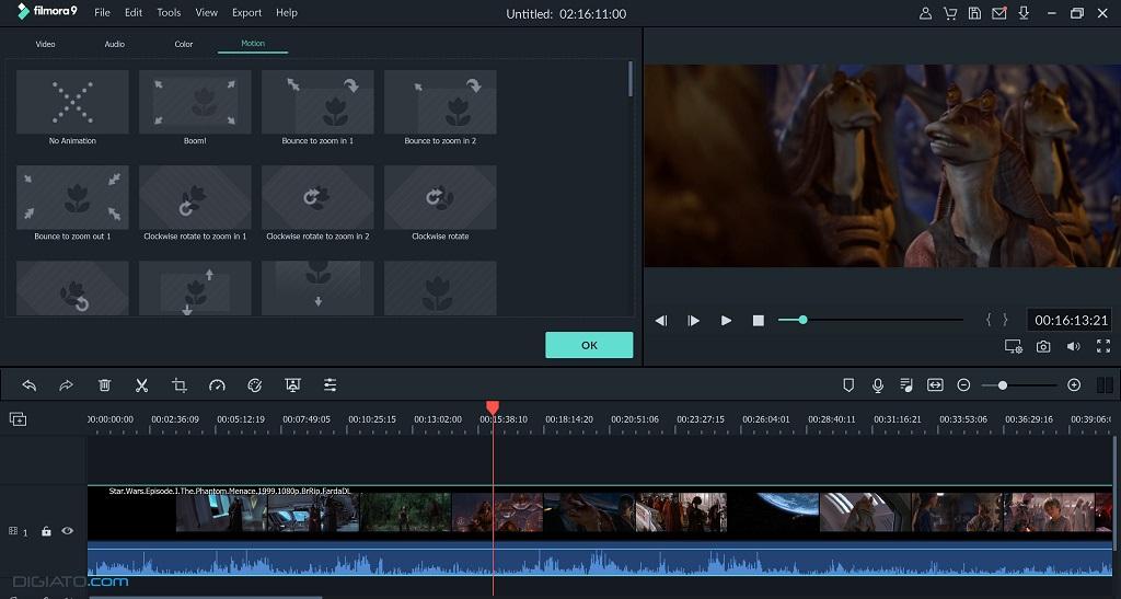 برنامه ویرایش ویدیو برای کامپیوتر